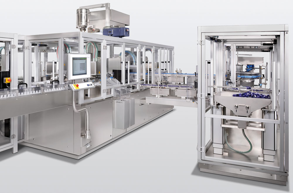 Die Harro Höfliger Verpackungsmaschinen GmbH fertigt Produktions- und Verpackungsanlagen. (Bild: Harro Höfliger)