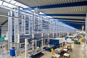 Vom Automotive-System zur Metallverarbeitung