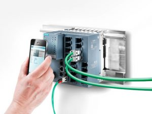 Skalierbare Switching- und Routing-Funktionen
