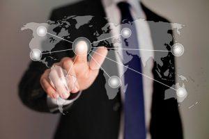 Sozial netzwerken im Unternehmenssystem