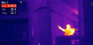 Mit Thermografie Brände vermeiden