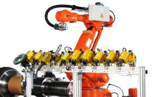 Integriertes Roboterkonzept