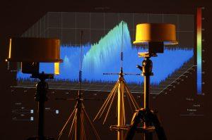 Systeme im Funkspektrum verteilen