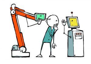 Keine Sorge vor der Künstlichen Intelligenz