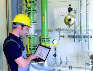Energiebedarf der Produktion messen und senken