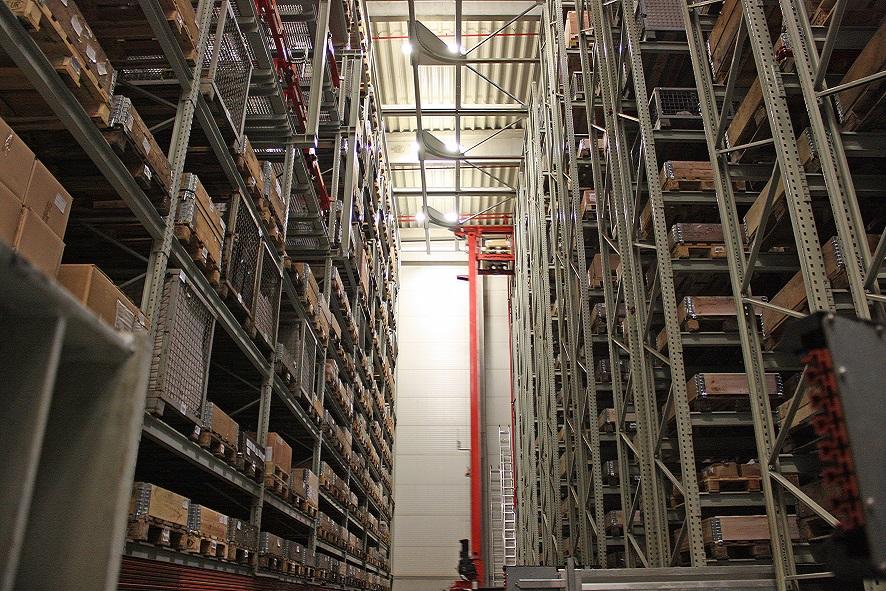 Material automatisiert und effizient bewegen
