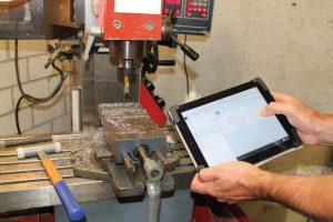 Produktionsnahe Aufgaben über das ERP erledigen