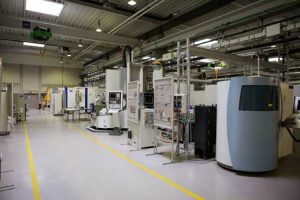 Agile Produktionslogistik im Flugzeugbau