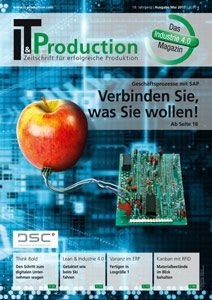 IT&Production Mai 2017 Heft Cover