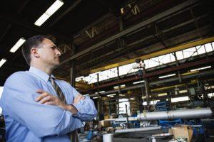 Die Trends des Wandels in der industriellen Fertigung