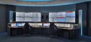 Zentrale Messwarte sorgt für effiziente Steuerung