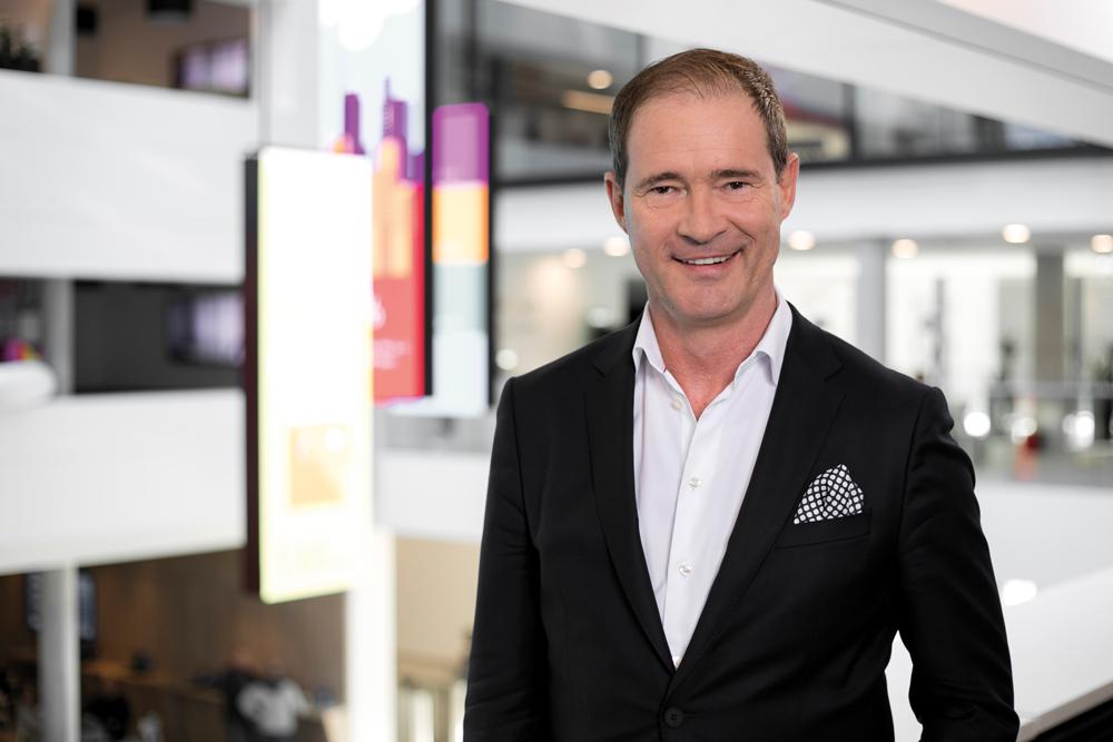 Gregor Bieler, General Manager Mittelstand- und Partnergeschäft, Microsoft Deutschland (Bild: Microsift GmH)