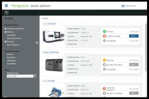 IoT-Apps für Kennzahlen und Maschinenüberwachung