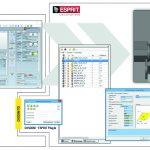 Coscom bindet Esprit CAD/CAM an