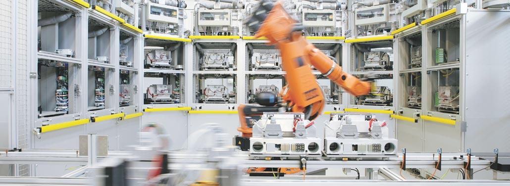 Smart Electronic Factory mit zweitem Standort