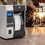 Neue Industriedrucker und Software von Zebra