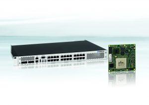 Neue Netzwerkhardware von Kontron
