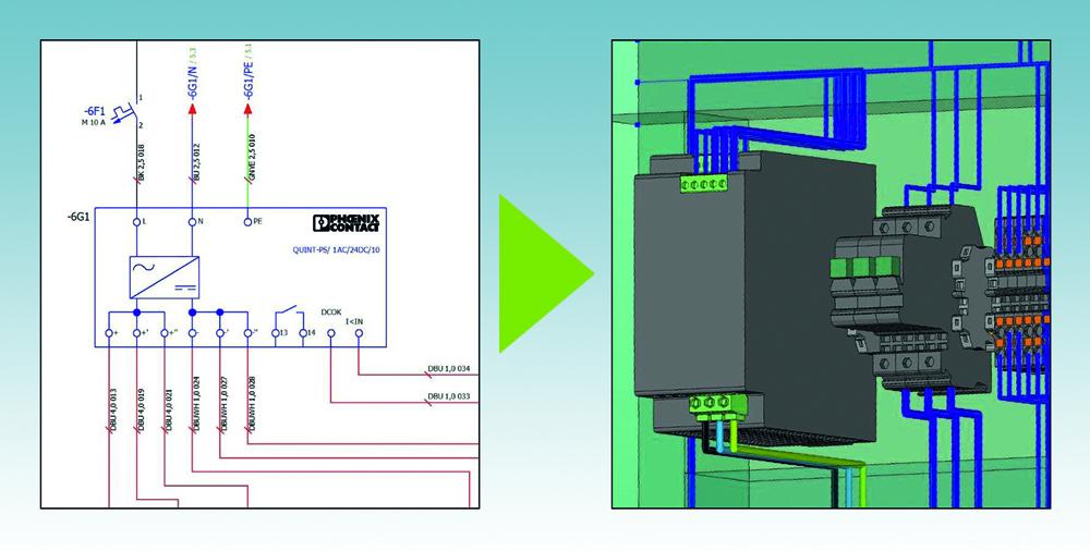 AutomationML\' und \'eCl@ss\' kombinieren - IT&Production