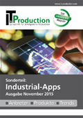 Sonderteil Industrial-Apps