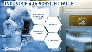 An diesen Fehlern scheitern Industrie 4.0-Projekte