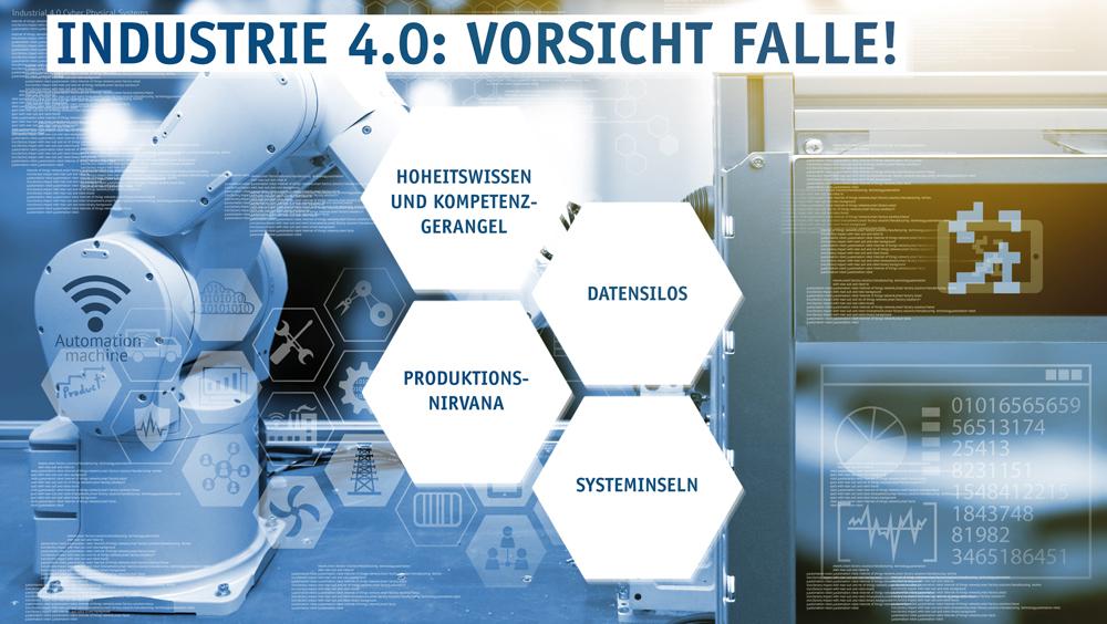 Schaubild zum Beitrag: An diesen Fehlern scheitern Industrie 4.0-Projekte