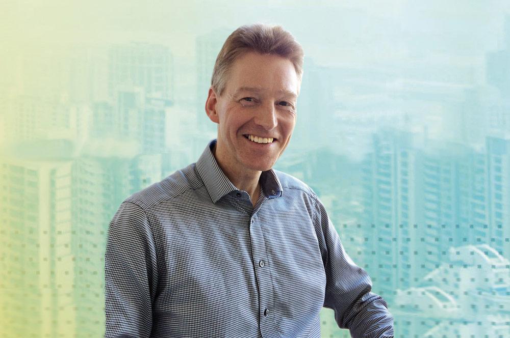 Michael Schwartz, Manager für Aerospace-Lösungen bei der Cenit AG (Bild: Cenit AG).