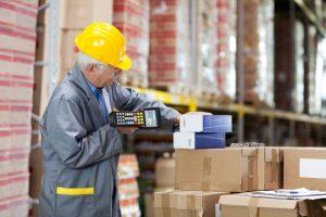 Barcodes im zentralen Unternehmenssystem verfolgen