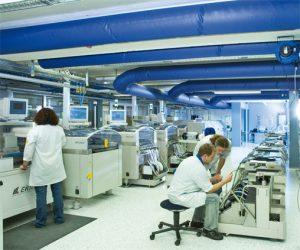 Sichere Prozesse für die Elektronikfertigung