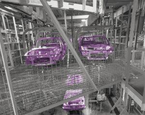 Modulare Unternehmenslösung für Automobilzulieferer