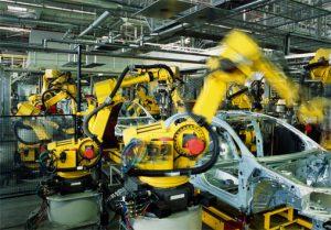 CC-Link in der Fahrzeugproduktion