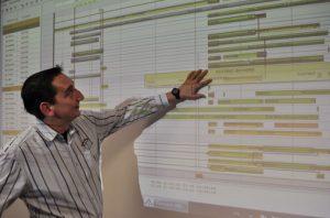 Auftragsnetz und Produktion IT-gestützt synchronisieren