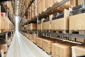 Komplettsystem für Handel und Produktion