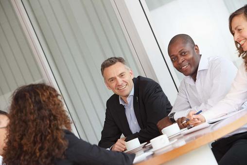 Zwei Unternehmenskulturen mit Software harmonisiert
