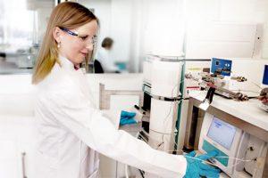 Ein System für Textilchemie- und Pharmaproduktion