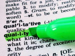Prozessorientierte Qualitätssicherung
