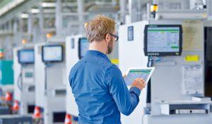 Smarte Produktionstechnik für den Mittelstand