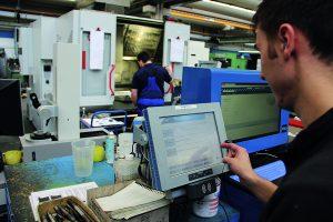 Mit MES-Software mehr Arbeitsplätze schaffen