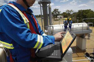 Mobile IT an Maschine und Anlage