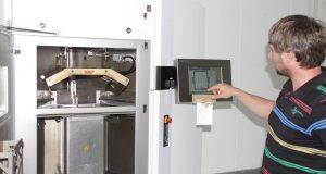 Datendrehscheibe für 3D-Druck