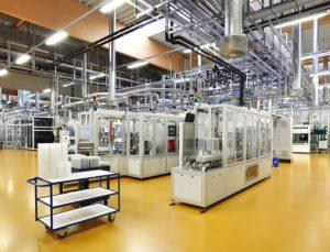 Monitoring für Qualitäts- und Produktionsprozesse