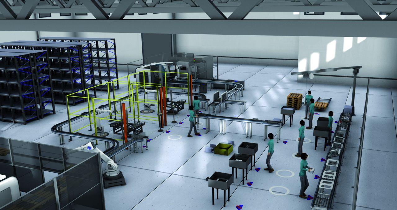 Was muss smarte Robotersimulation können?