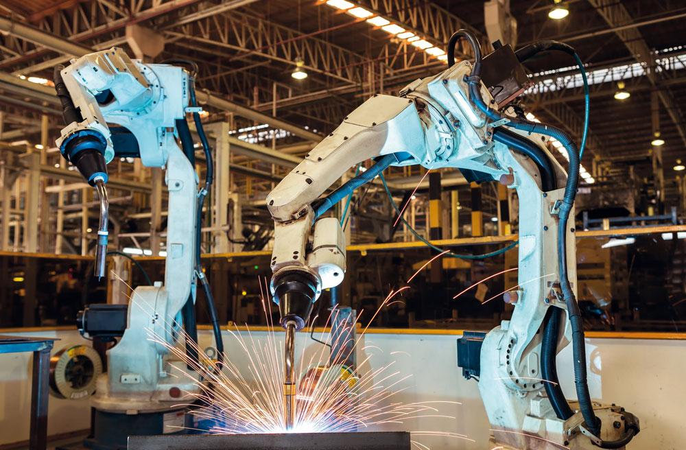 Die Simulation moderner Fertigungsverfahren benötigt exakte Werkstoffdaten. (Bild: ©bobo1980 / Fotolia.com)