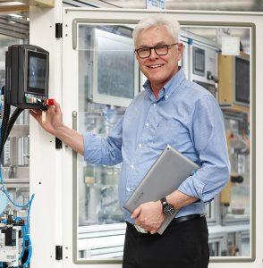 Bild: Technologie-Initiative Smartfactory KL / C. Arnoldi