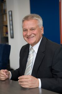 Professor Jürgen Kletti ist geschäftsführender Gesellschafter der MPDV Mikrolab GmbH. (Bild: MPDV Mikrolab GmbH)
