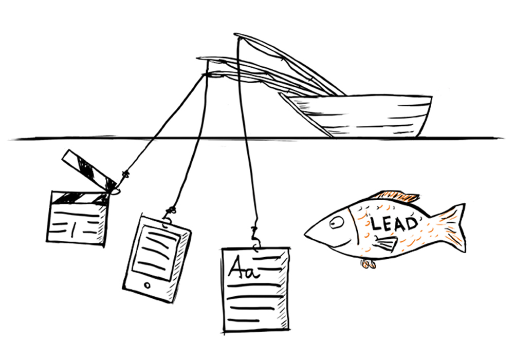 Es gilt, vorhandene Leads fortwährend mit nützlichen und attraktiven Informationen zu versorgen. (Bild: Jill Klohe und Christian Tamanini oignon lapin GbR)