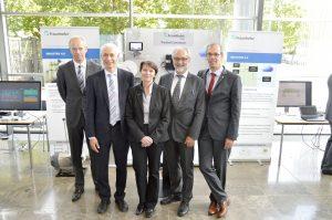 Leistungszentrum 'Sichere Vernetzte Systeme' eröffnet