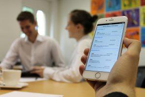 Digitale To-do-Liste für unterwegs