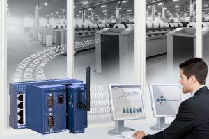Maschinen bereit -für das Internet of Things