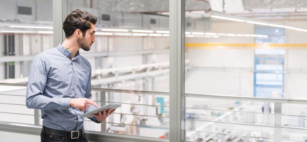 Technologischer Wandel: Die fortschreitende Digitalisierung der industriellen Fertigung wird keinen Prozess in der Fabrik unbeeinflusst lassen.