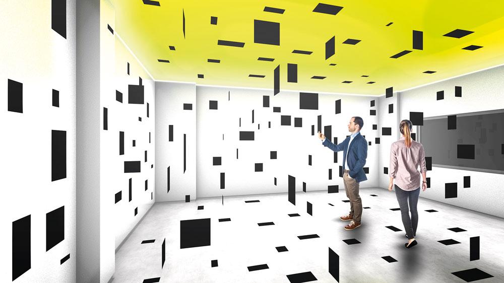 Kein Zukunftsszenario mehr, sondern schnell und einfach einsetzbar: Augmented Reality
